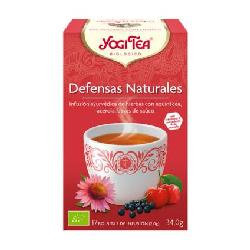 YOGI TEA DEFENSAS NATURALES 17 FILTROS BIO