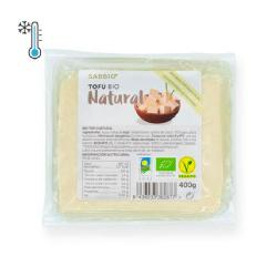 SABBIO-FRESCO-TOFU NATURAL 400 Grs. BIO VEGAN