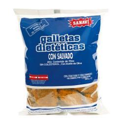 GALLETAS DE SALVADO 300 gr.