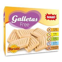 HARISIN-GALLETA FREE 150 Grs.