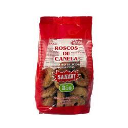 BIO - ROSCOS INTEGRALES DE CANELA 400 Grs.