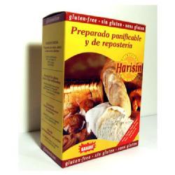 HARISIN-PREPARADO PANIFICABLE SIN GLUTEN 500 gr.
