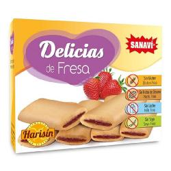 HARISIN-DELICIAS DE FRESA 150 gr.