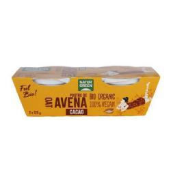 POSTRE AVENA CHOCOLATE 2x125G