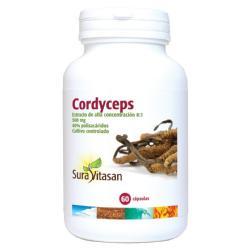 SURAVITASAN - CORDYCEPS 500 Mg. 60 Caps.