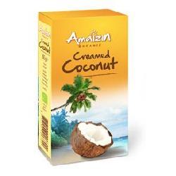 AMAIZIN-CREMA DE COCO 200 Grs. - BIO