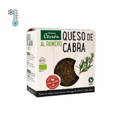 FRESCO-CERRON-QUESO CABRA ROMERO 300 Grs. APROX. BIO
