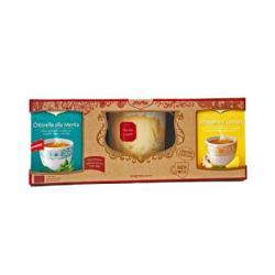 YOGI TEA PACK JENGIBRE LIMON+CHLORELLA MENTA+TAZA