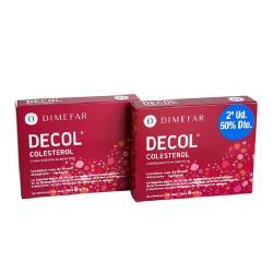 DIMEFAR - PACK DECOL (2ªUD AL 50%) 30+30 Caps.