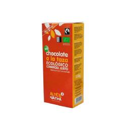 ALTERNATIVA-CHOCOLATE A LA TAZA BIO S/G 350 Grs.