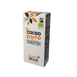 ALTERNATIVA-CACAO PURO PREMIUM BIO S/G 150 Grs.