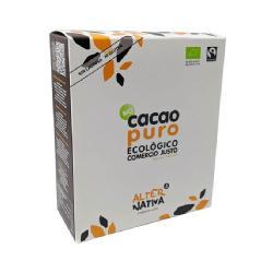 ALTERNATIVA-CACAO PURO PREMIUM BIO S/G 500 Grs.