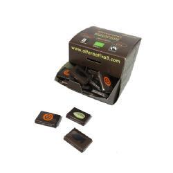 ALTERNATIVA-CHOCOLATE MINI TABLETA BIO S/G 75 Uds. 5.5 Grs.